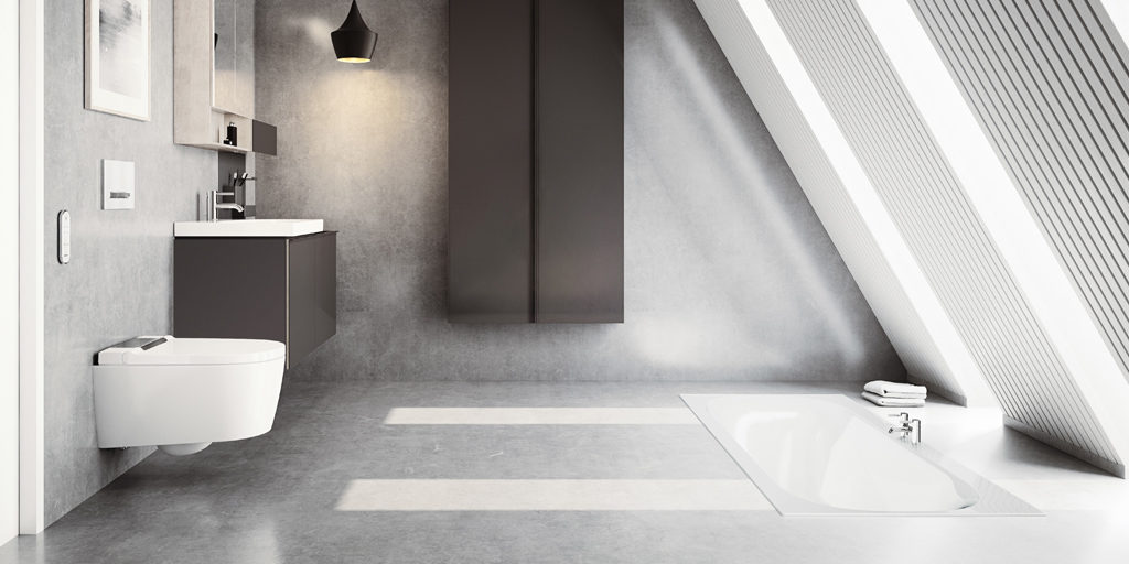 AquaClean Sela shower toilet wins Red Dot and iF Design Award
