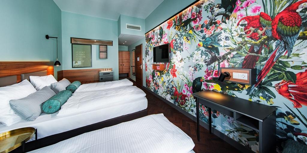 DesignCity Hotels debuta con la reapertura de la Maison Schiller en Múnich