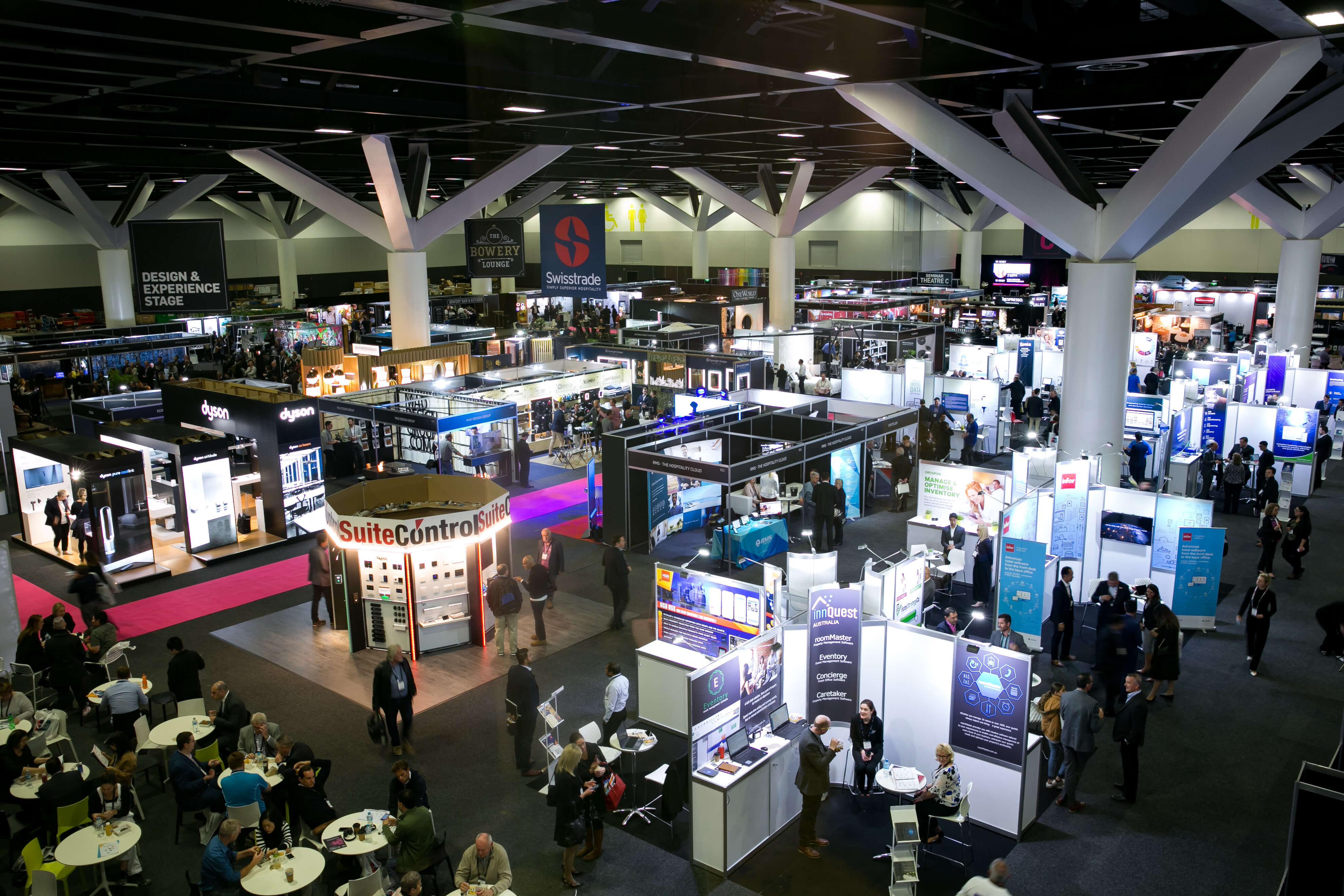 Australia's largest hotel and accommodation industry expo returns