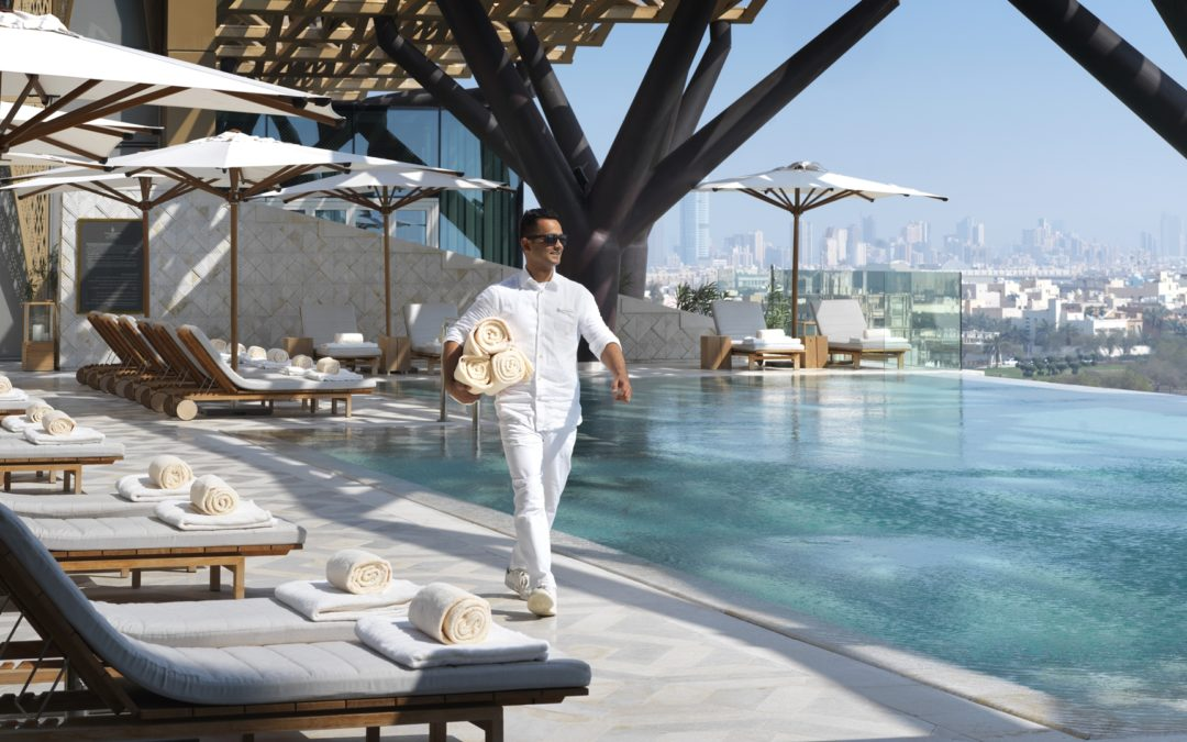 High life at Four Seasons Kuwait