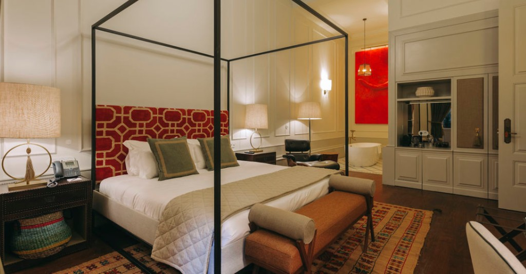 Luxurious new boutique hotel Torel 1884 opens in Porto