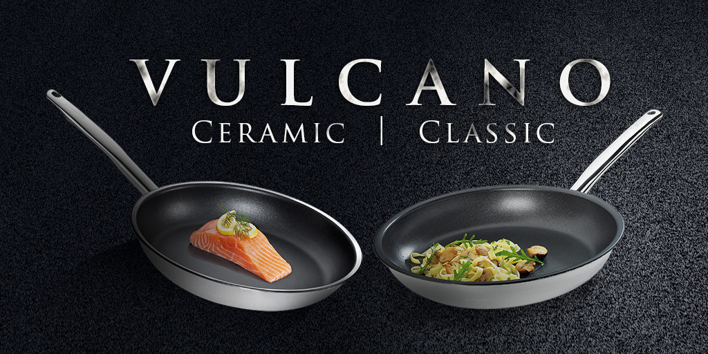 Vulcano – more than a frying pan