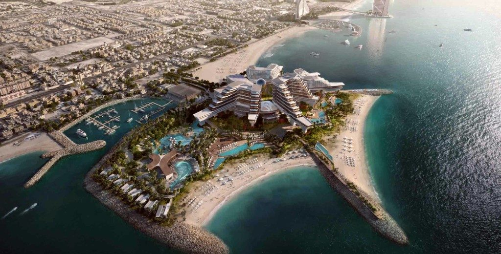 The Island en Dubai recibirá a MGM, Bellagio, y The Aria Hotels [infografía]