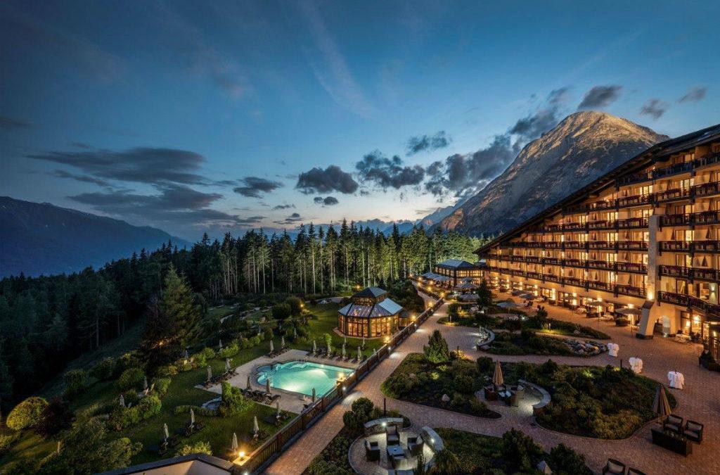 Interalpen-Hotel Tyrol unveils new luxury panorama suites