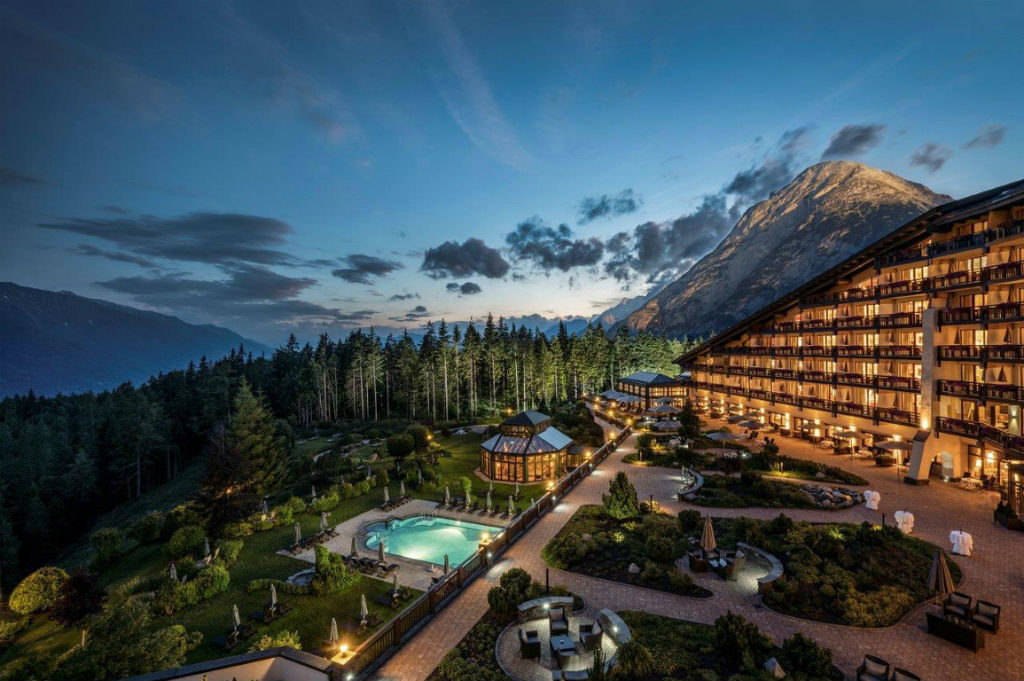 Interalpen-Hotel Tyrol unveils new luxury panorama suites