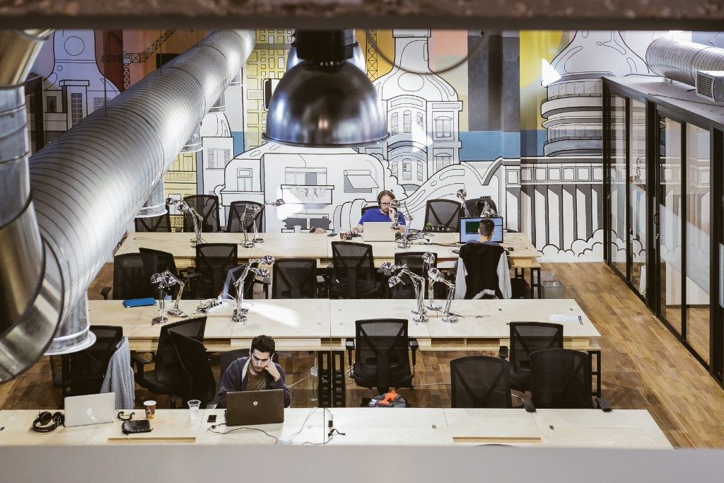 The Hoxton Hotel goes legit on co-working