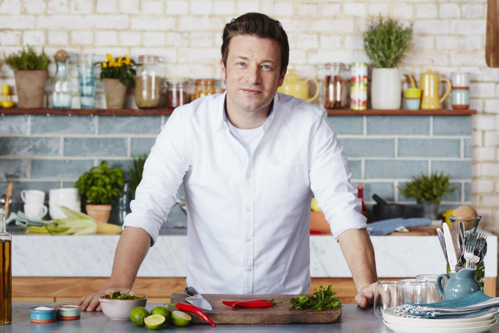 Hospitality shocker: Jamie Oliver's restaurants go into administration