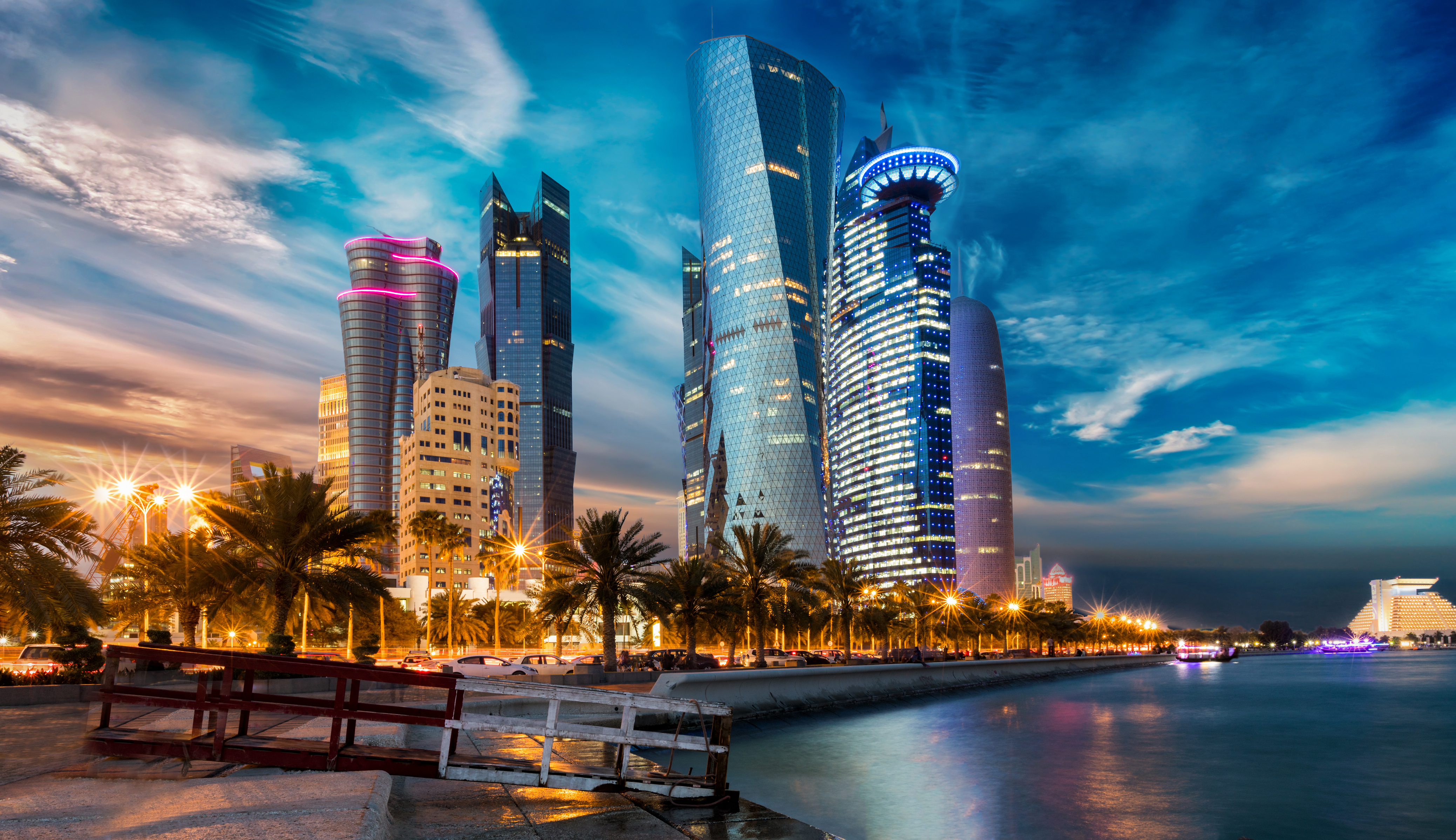 Check out the hotel project pipeline in Doha