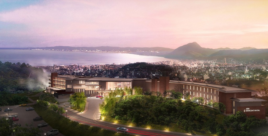 IHG opens its first Japanese hot spring resort in Beppu in August