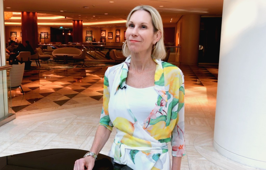 Important for suppliers to walk the sustainability talk: Amy Hudwalker [Video]