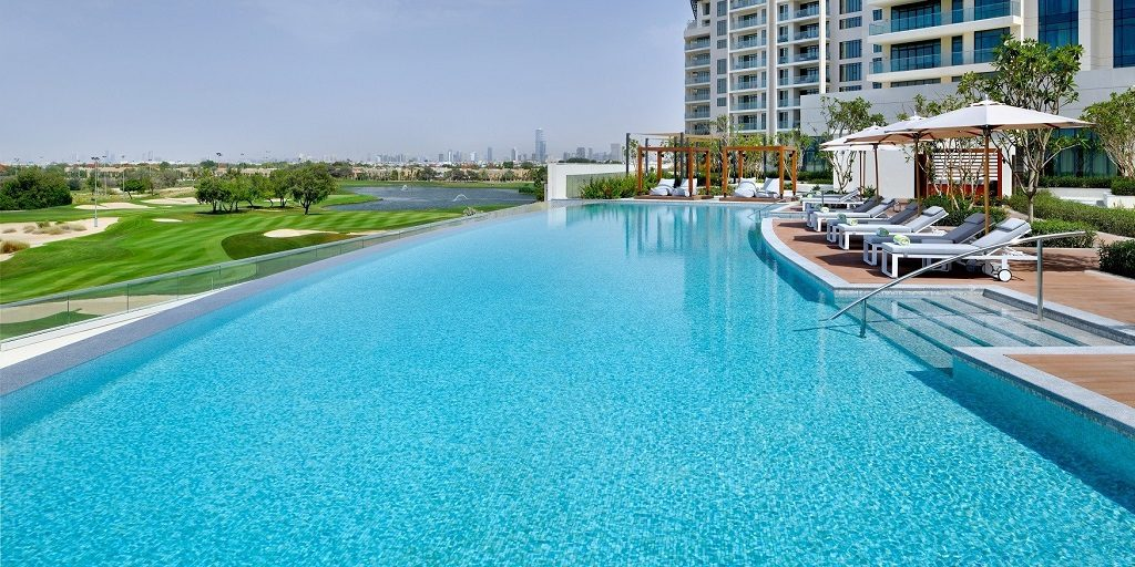 Emaar Hospitality opens Vida Emirates Hills near Dubai golf course [Construction Report]