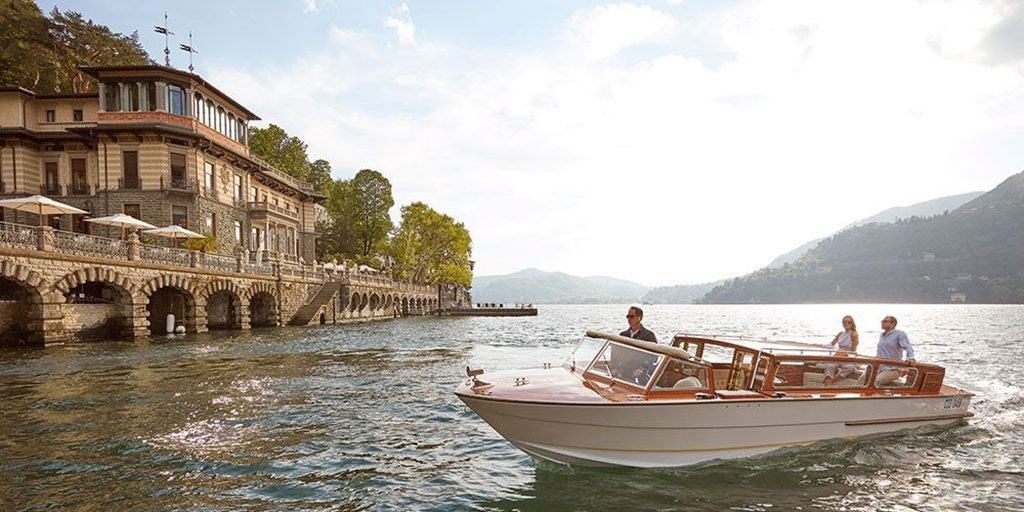 Mandarin Oriental celebrates theatre of Lake Como in new Italian property