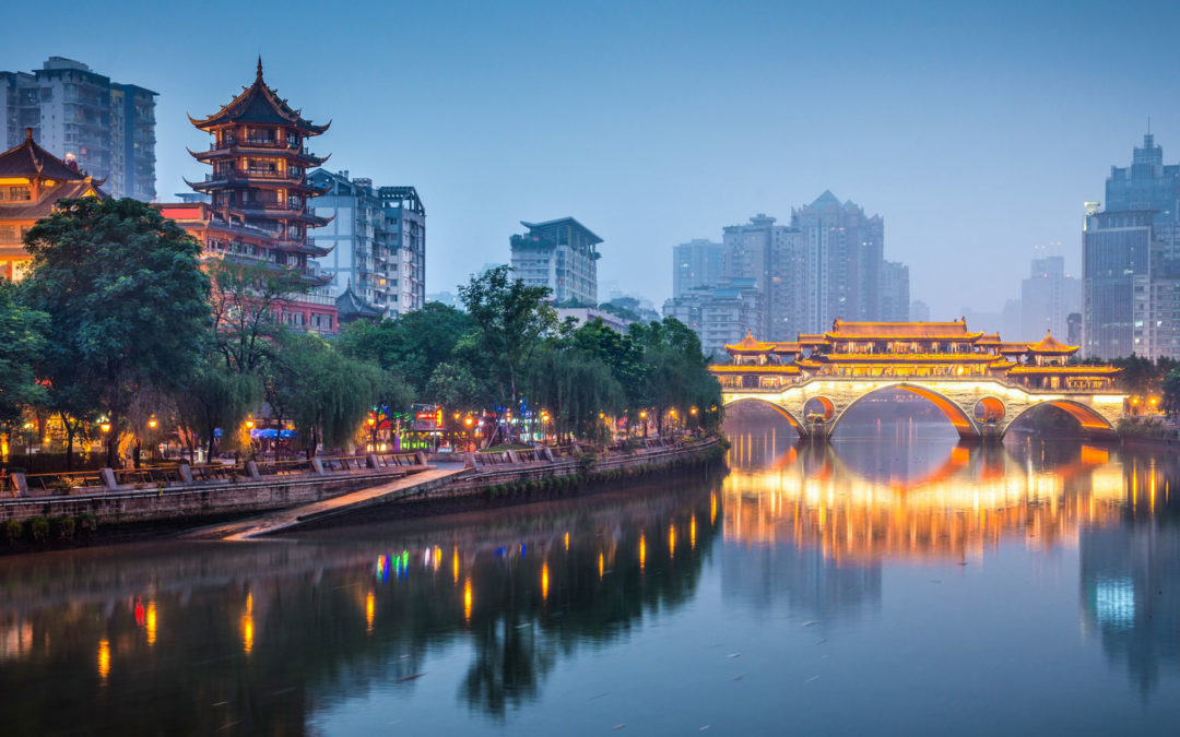 Increasing number of hospitality investors are considering Chengdu