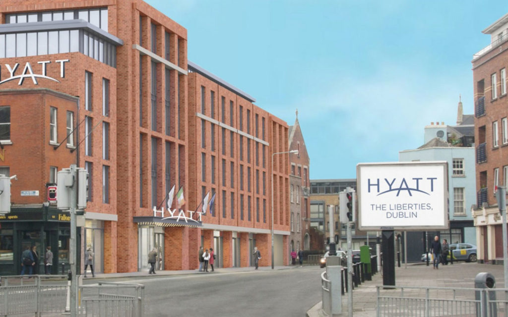 Hyatt announces plans for first Hyatt Centric Hotel in Ireland