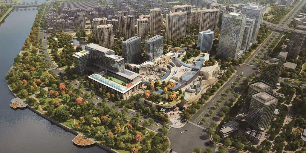 Se inauguró el Kempinski Hotel Hangzhou el 1° de Julio