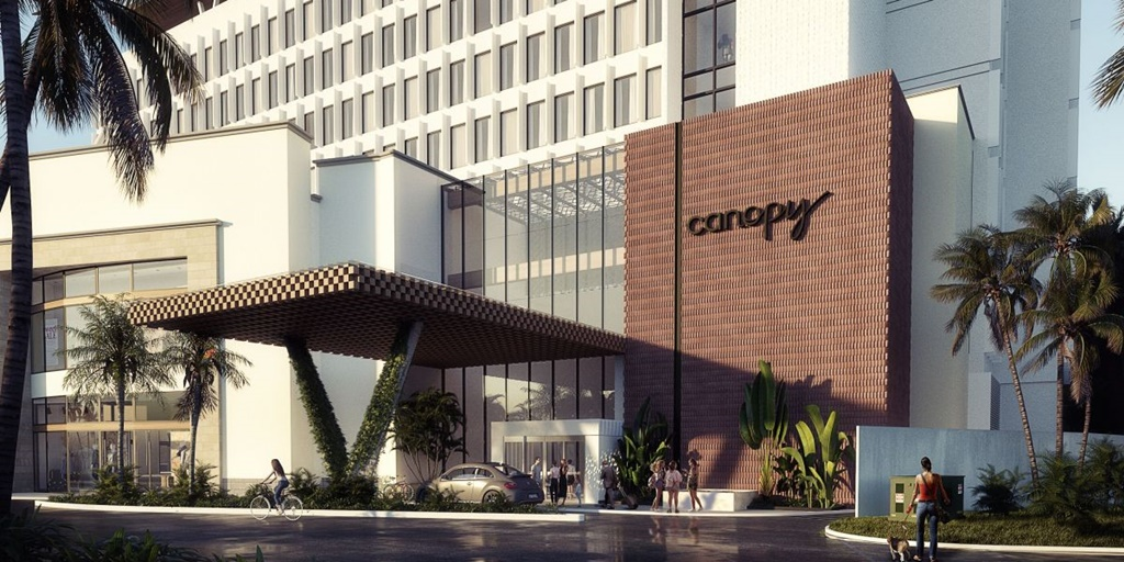 Hilton to debut 100th hotel in Mexico by 2022 [Construction Report]