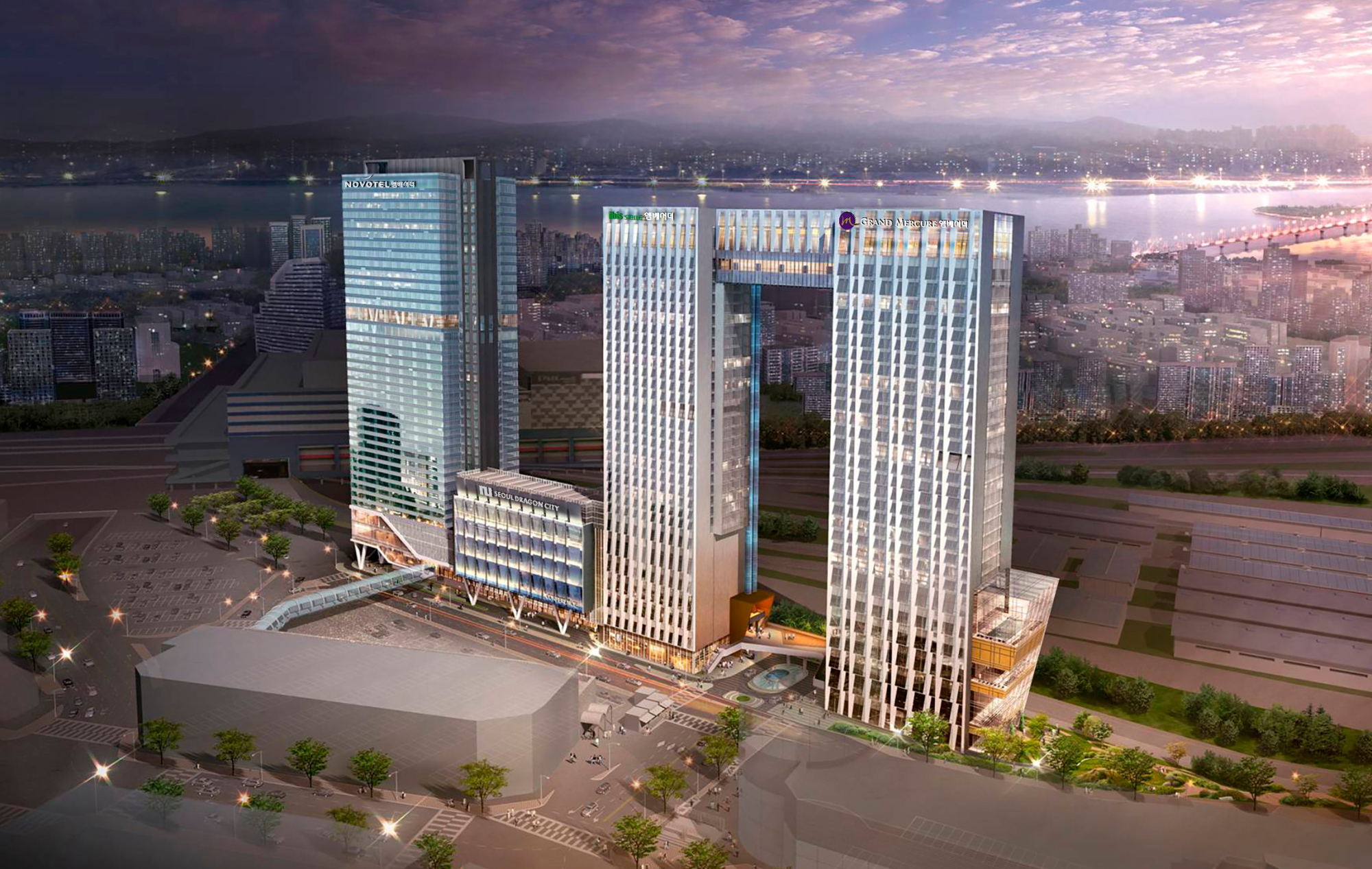 Accor bringing its MGallery brand to the heart of Seoul in 2022 [Construction Report]