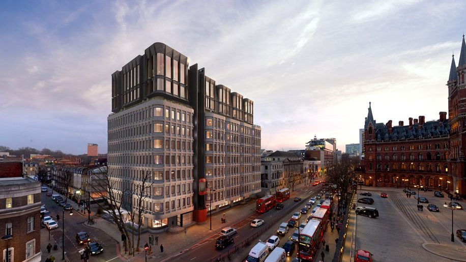 Former Camden town hall becomes sexy London hotel