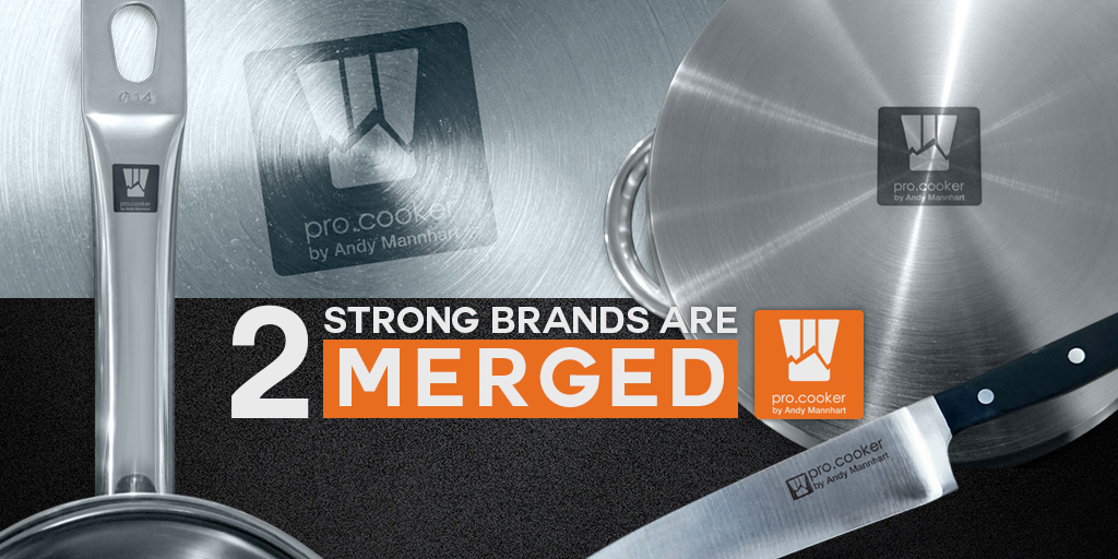 Two strong brands are merged