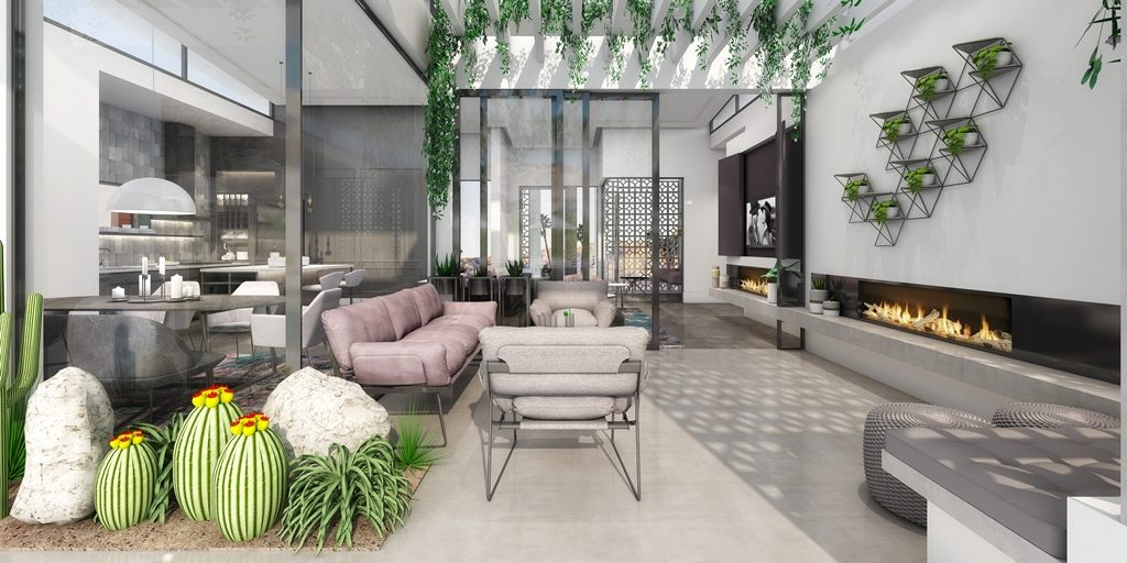 Dream Palm Springs truly connects with the exterior: HBA's Darrell Long [Video]
