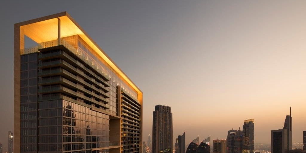 Apertura oficial del Waldorf Astoria Dubai International Financial Centre [ingfografía]