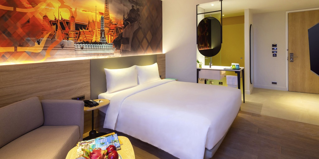 New Ibis Styles welcomes guests in Ratchada, Bangkok