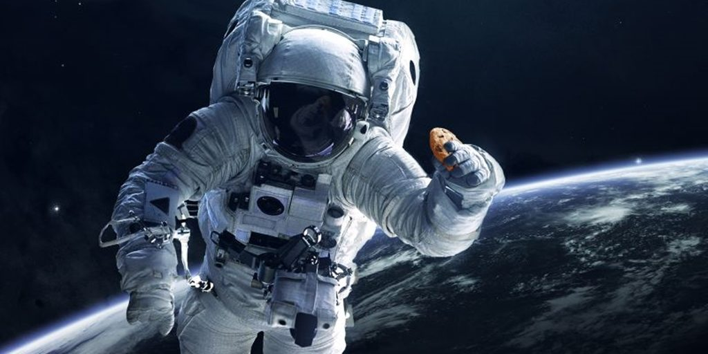 Hotel chain plans to bake first cookie in space