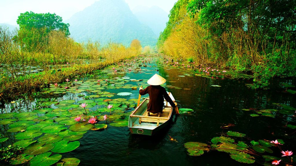 What's happening with the hospitality market in Vietnam?