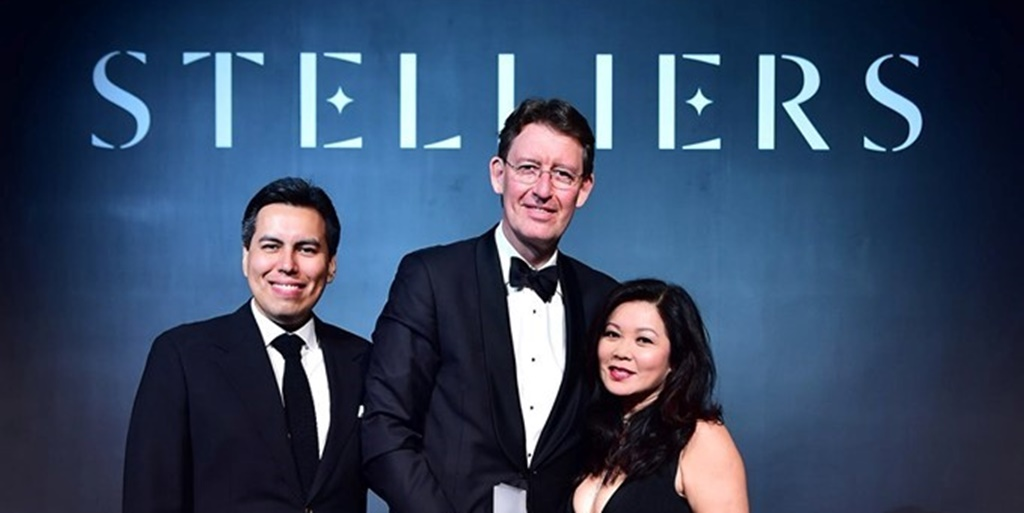 William Haandrikman wins GM of the Year award at Stelliers ceremony