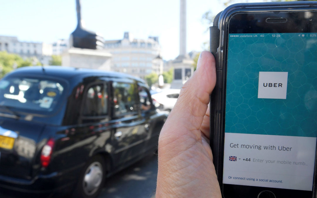London's Uber ban could spell bad news for AirBnB