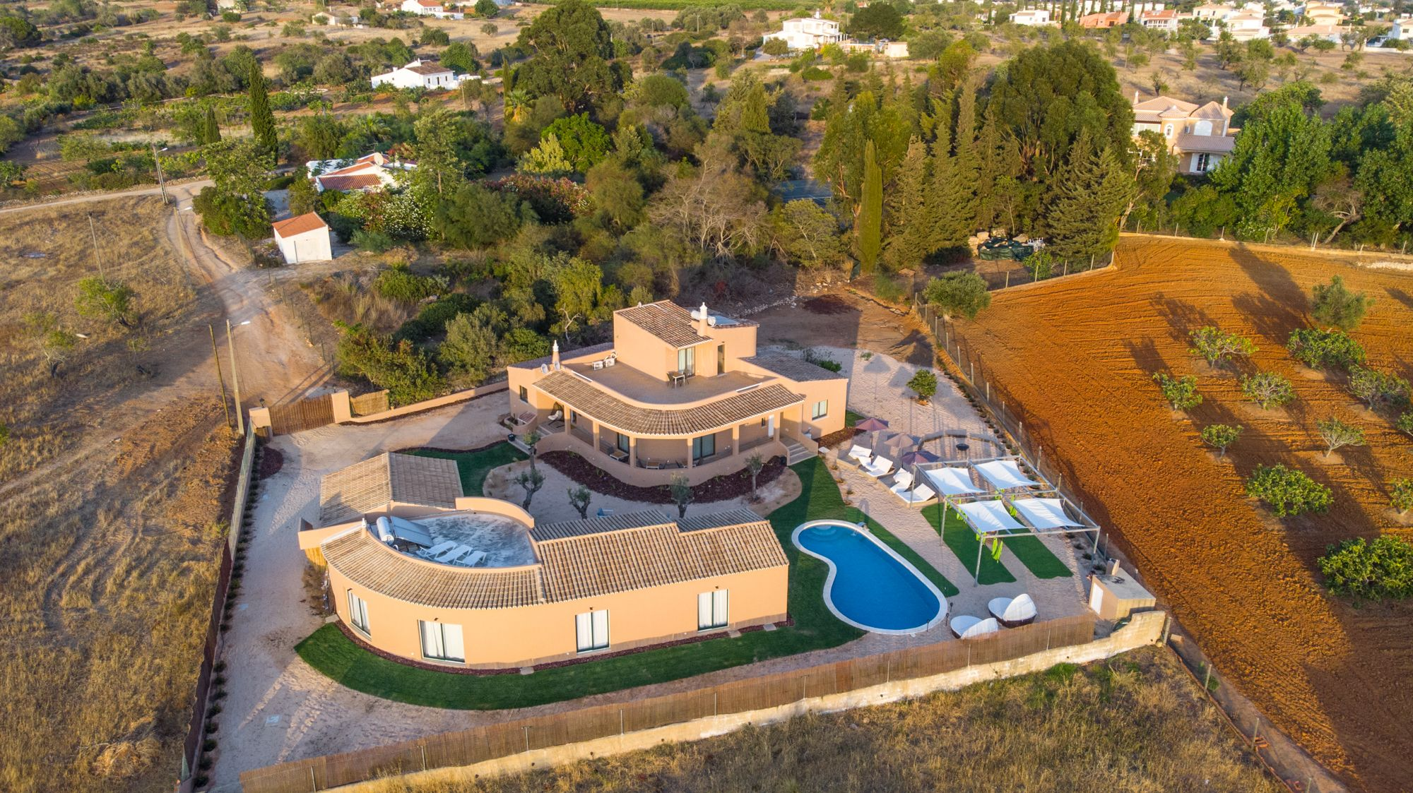 Alamos Retreat is an homage to wellness in the Algarve