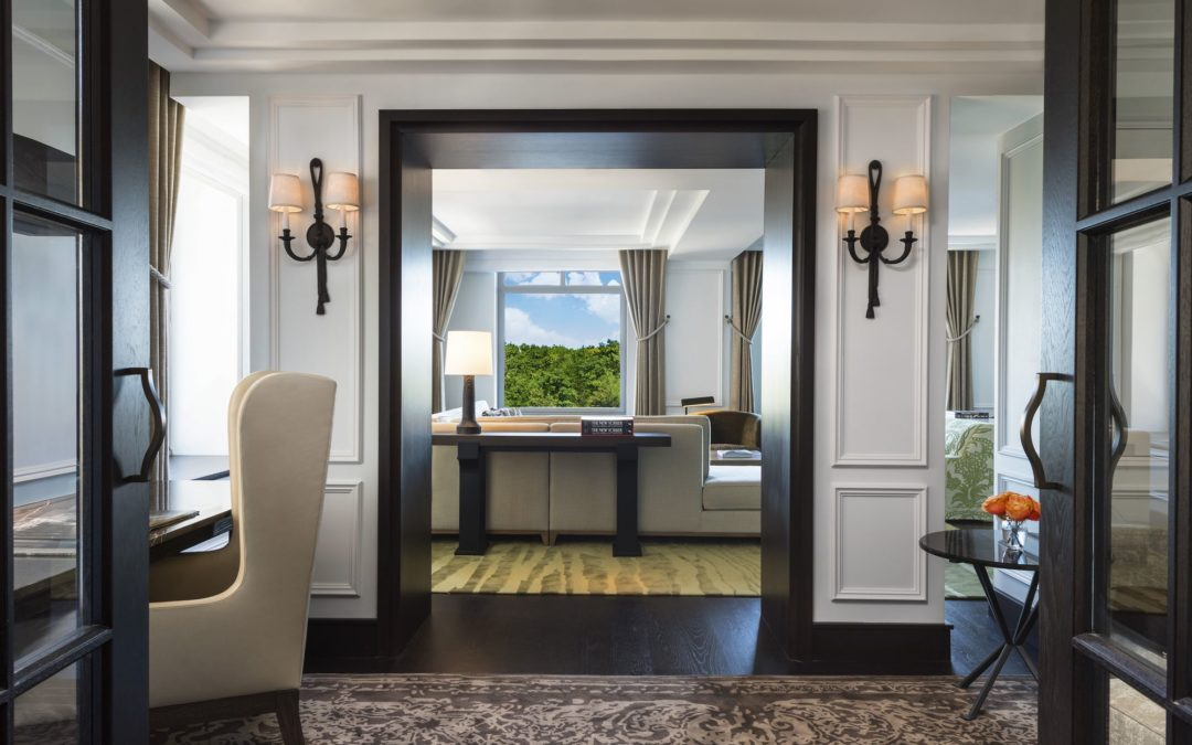 Iconic Ritz-Carlton New York opens to fanfare after extensive transformation