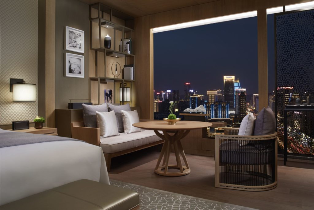 Xi'an welcomes new Ritz-Carlton hotel [Construction Report]