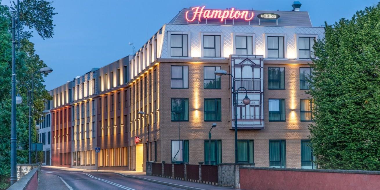 Brand focus: Hampton by Hilton celebrates 2,500th property [Infographic]
