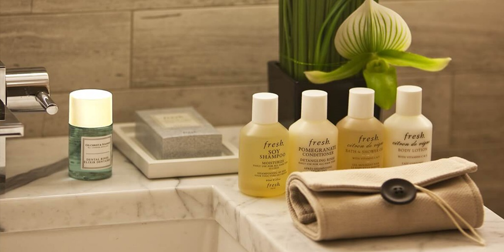 IHG to ditch 200 million mini plastic toiletries in favor of bulk-size amenities [Construction Report]