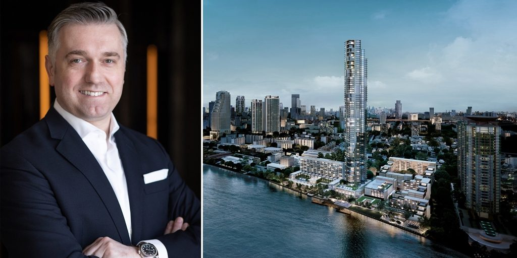 Four Seasons Bangkok Chao Phraya appoints Lubosh Barta as GM
