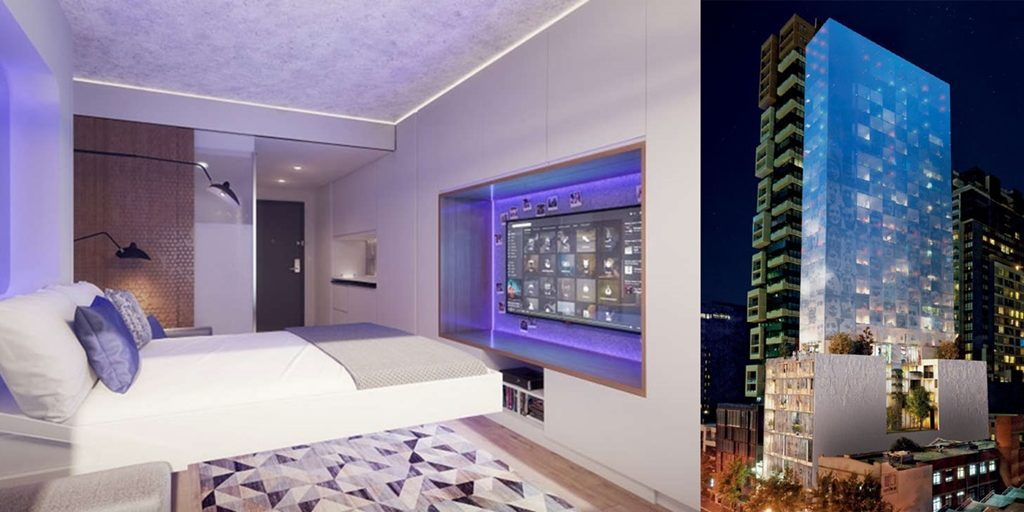 How Yotel is growing its footprint in Australia [Infographic]