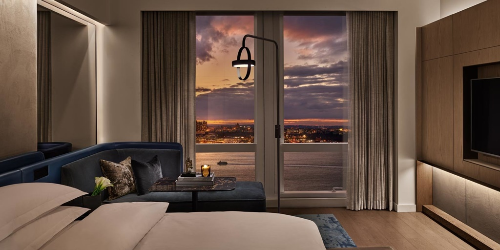 Equinox brings its honed aesthetic to New York hotel