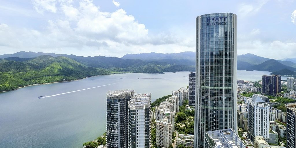 Hyatt Regency Shenzhen Yantian debuts in East Shenzhen [Construction Report]