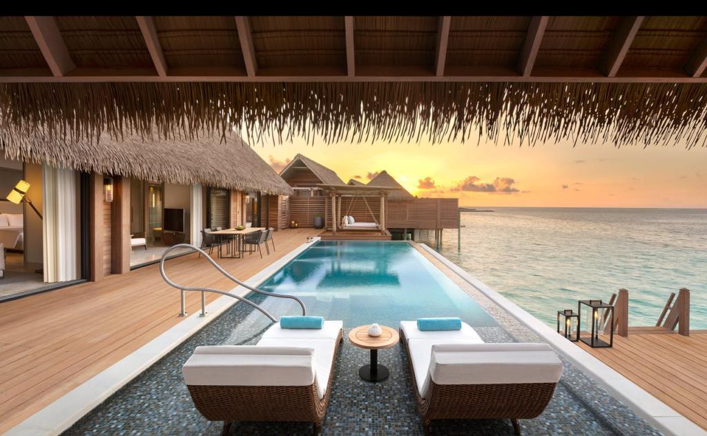 Isla paraíso: apertura del Waldorf Astoria Maldives Ithaafushi