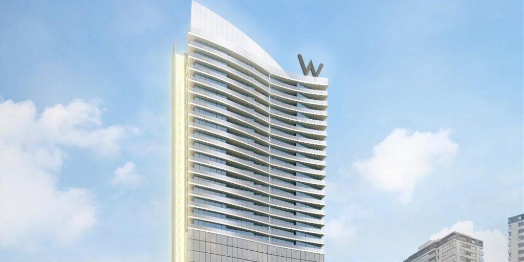 W Buenos Aires Hotel to open in 2024 [Construction Report]