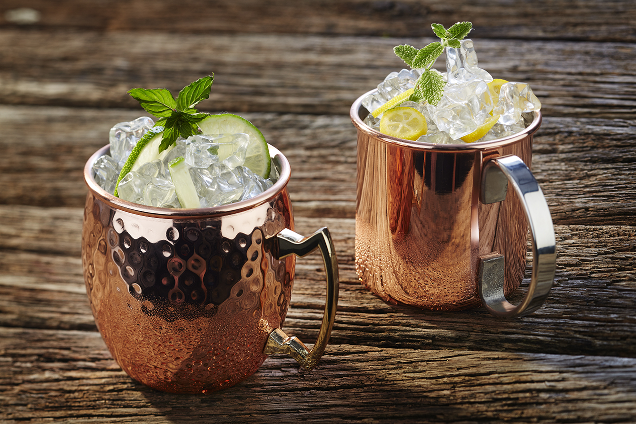 moscow mule - A