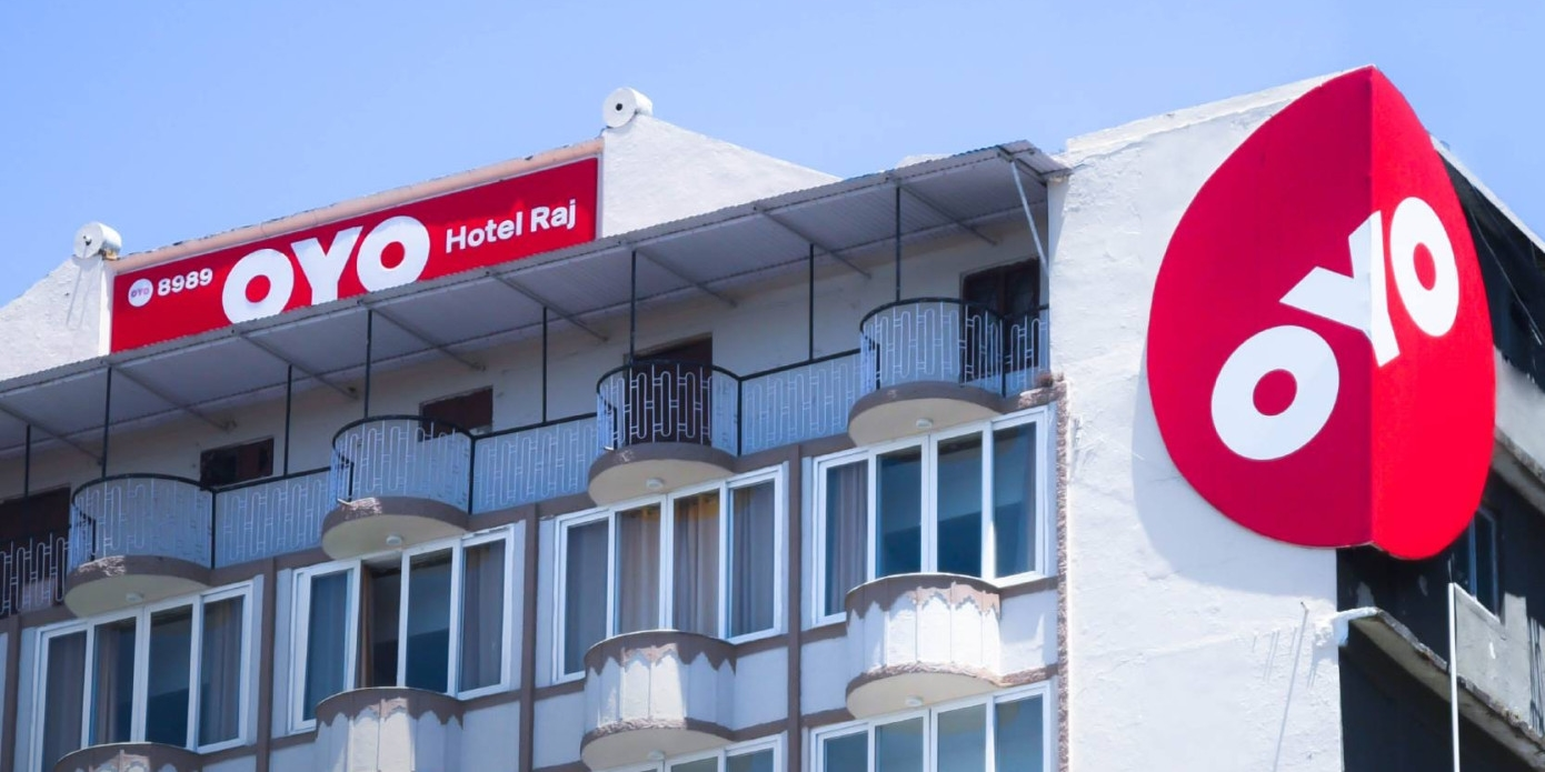 Budget hotel startup Oyo buys way into co-working business with $30 million investment