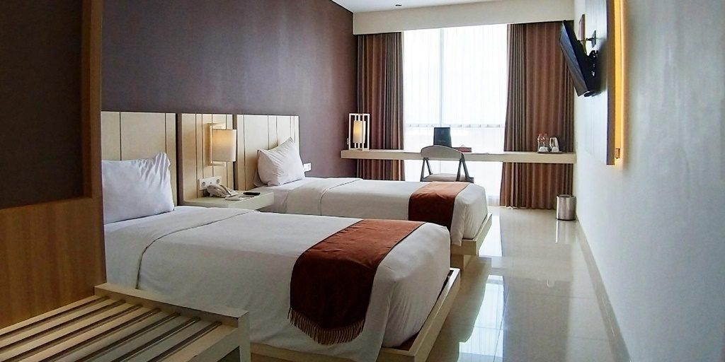 Swiss-Belinn Gajah Mada Medan Hotel makes its debut in Indonesia [Infographic]