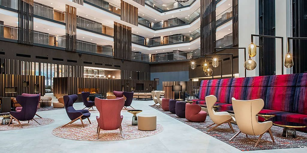 Sheraton Grand Tbilisi Metechi Palace opens after massive renovation