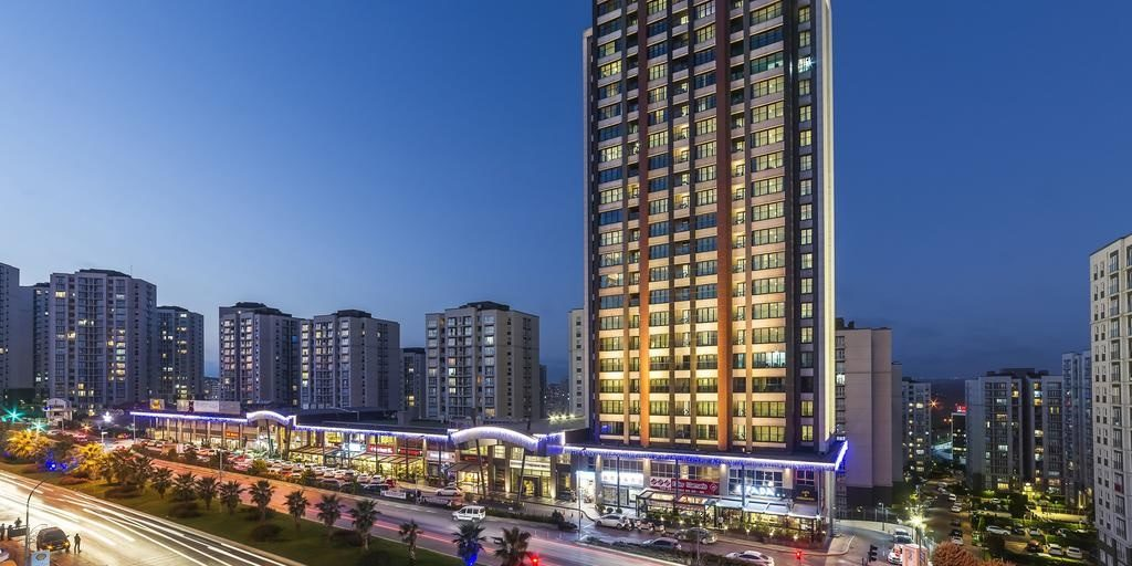 Say hello to the Radisson Residences Avrupa Tem Istanbul [Infographic]