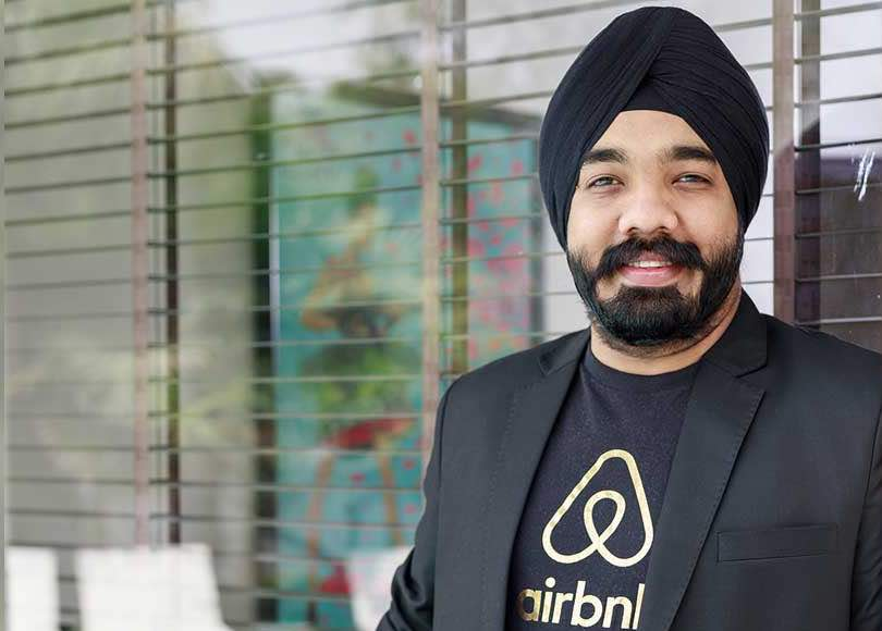 Airbnb's India manager Amanpreet Bajaj talks millennials, luxury and growth