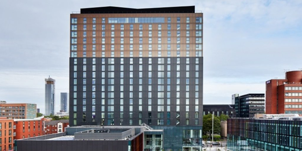 Hyatt Hotels' dual-branded property in Manchester to launch by 2020 [Infographic]