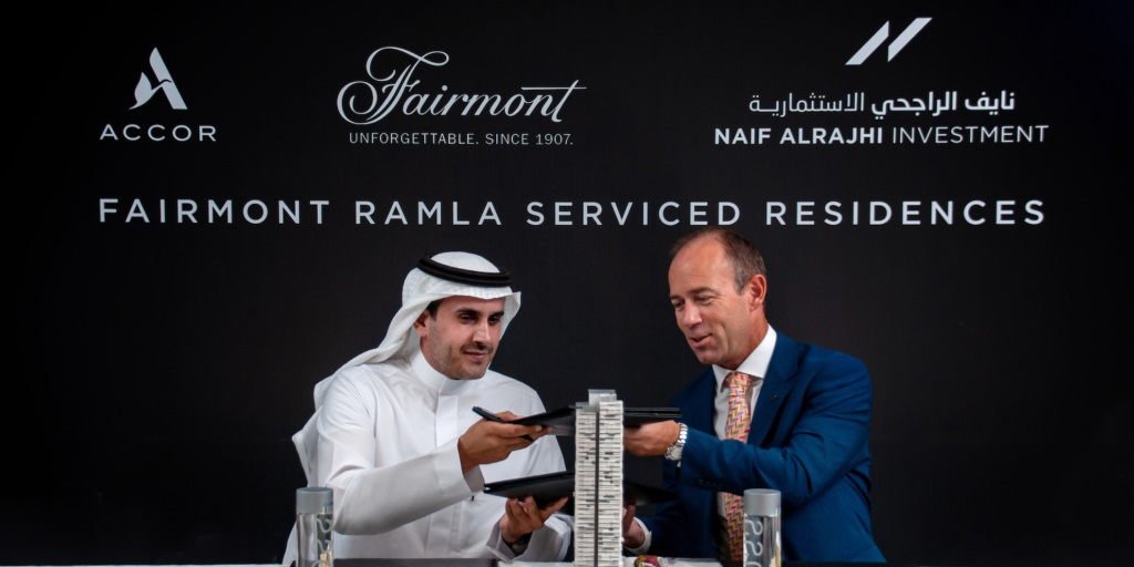Accor launches luxury serviced residences by Fairmont in Saudi Arabia [Infographic]