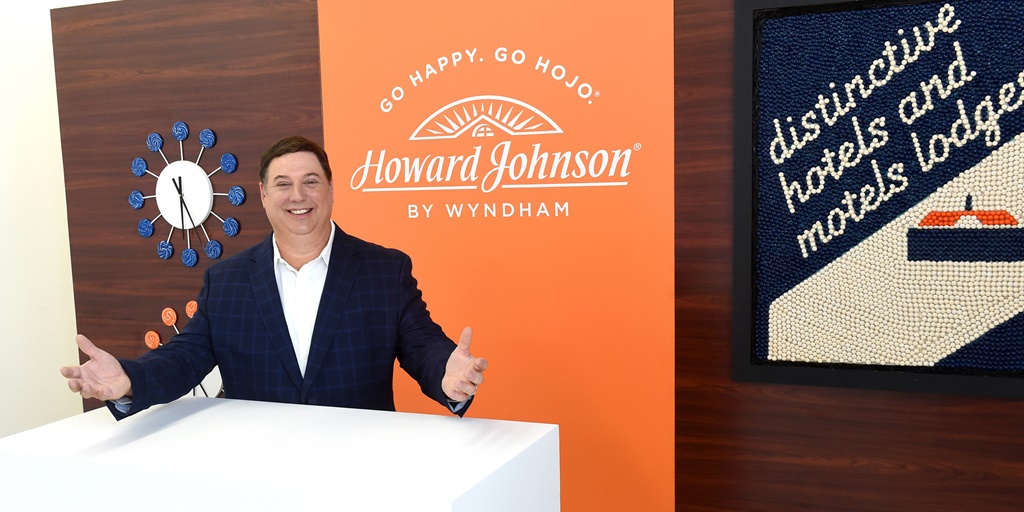 Candy crush: Howard Johnson unveils Wyndham's sweetest hotel in New York